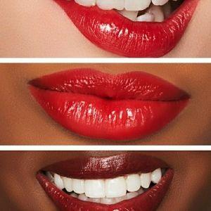 Brand New Mac Lustre Lipstick Color Ladybug
